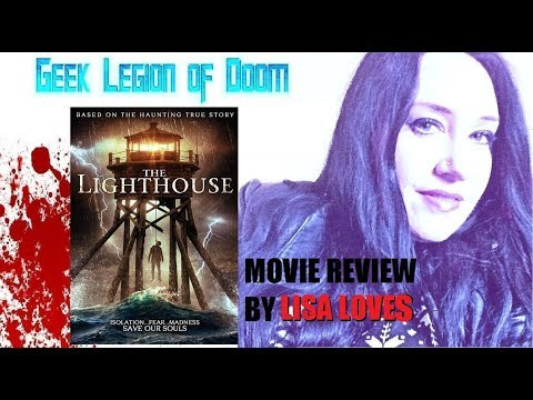 THE LIGHTHOUSE ( 2016 Mark Lewis Jones ) Psychological  Horror Movie Review