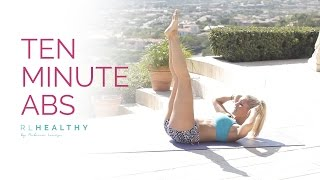 vuclip 10 Minute Abs | Rebecca Louise