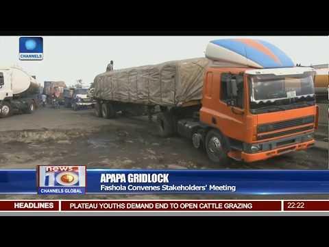 FG Agree To Handover Apapa Road Construction To Dangote Group