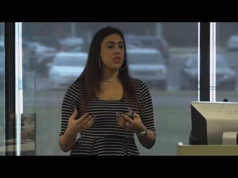 """FEBE3 """"Intentional Networking"""" by: Maria Jeancola"""