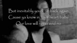 Always be my baby David Cook Lyrics