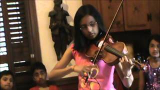 """Chand Sifarish"" Violin & Piano (by AgniAsmi)"