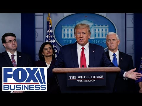 Trump, Coronavirus Task Force hold press briefing at White House | 4/13/20