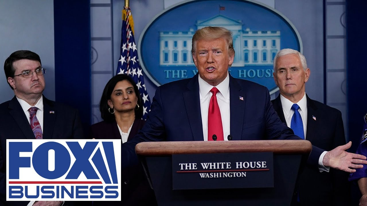 Trump, Coronavirus Task Force hold press briefing at White House | 4/13/20