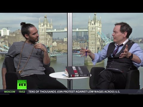 Keiser Report: First banksters' problem is fairness (E745, ft. Russell Brand)