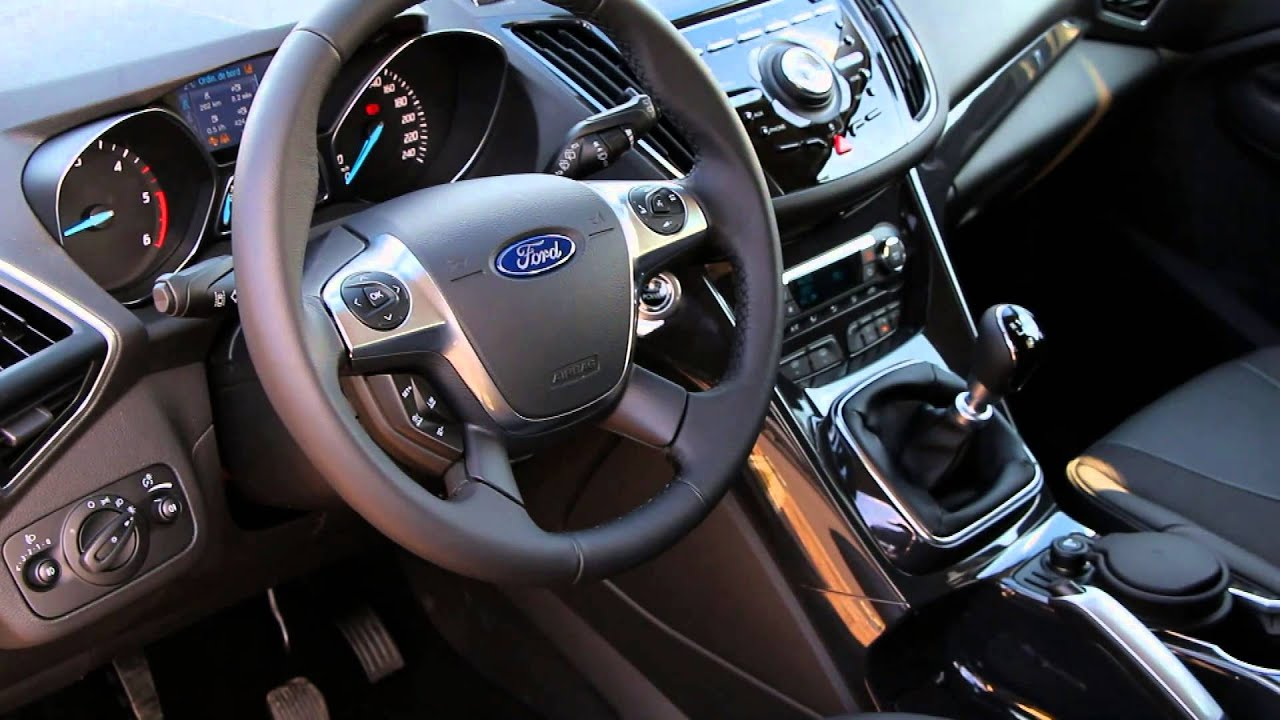 essai ford kuga 2013 youtube. Black Bedroom Furniture Sets. Home Design Ideas