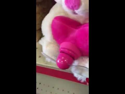 Singing valentine toy