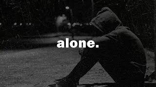 Free Xxxtentacion x NF Type Beat - ''Alone'' | Sad Piano Instrumental 2019