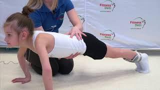 Видео-уроки FitnessDeti. ОФП-курс упражнений для дома.