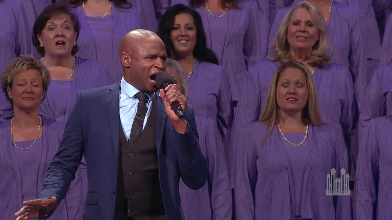 I M Runnin On Alex Boyé The Mormon Tabernacle Choir Youtube