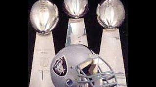 Oakland/L.A. Raiders Super Bowl wins