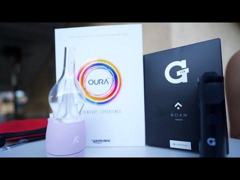KandyPens Oura vs. Gpen Roam ( unboxing )