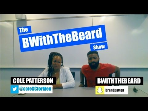 Cole Patterson, Celebrity Grooming Expert | How To Stimulate Beard Growth