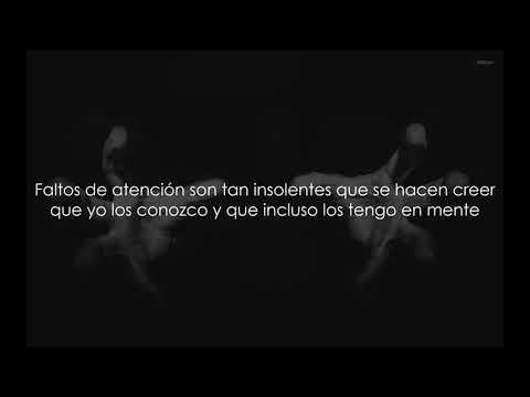 Canserbero-C'est la Mort (LETRA)