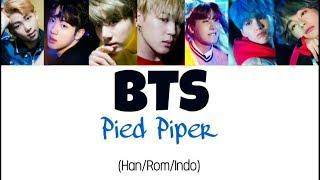Video BTS - Pied Piper Lyrics Indo Sub (Han/Rom/Indo) download MP3, 3GP, MP4, WEBM, AVI, FLV Juli 2018