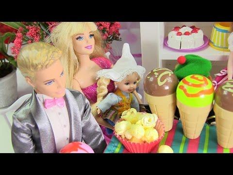 Cuộc Sống Barbie & Ken (Tập 44)Cả Nhà Barbie Đi Ăn Kem