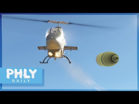 TWIN 40mm Grenade Launchers | Cobra Support (War Thunder Helicopter Gameplay)