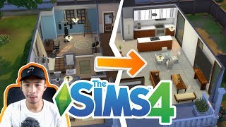 Architect Plays Sims 4 for the First Time