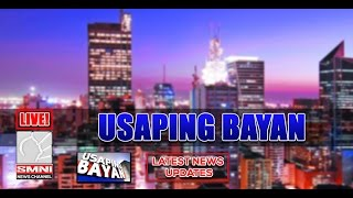 Usaping Bayan with Mike Abe January 26, 2017