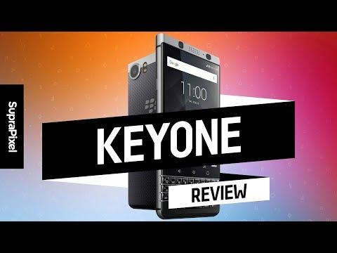 Totalmente sorprendido con BlackBerry | KEYone review