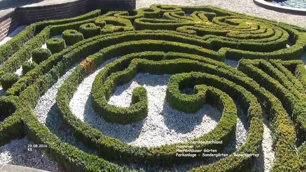 Herrenhäuser Gärten Hannover Youtube