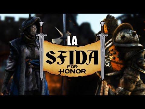 FOR HONOR: LA SFIDA! RED VS SYN