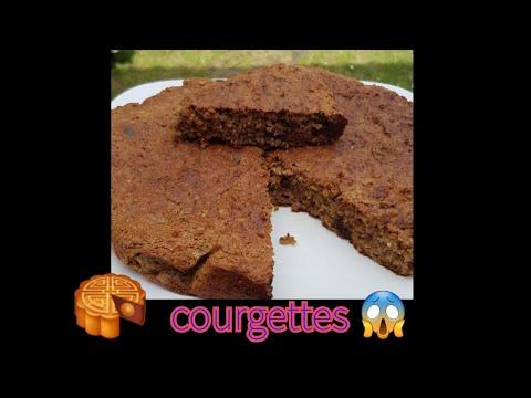 recette-de-mon-gâteau-avec-de-la-courgette😋sans-beurre-sans-farine-#light