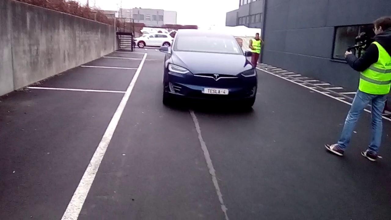 Tesla Model X Dance Youtube