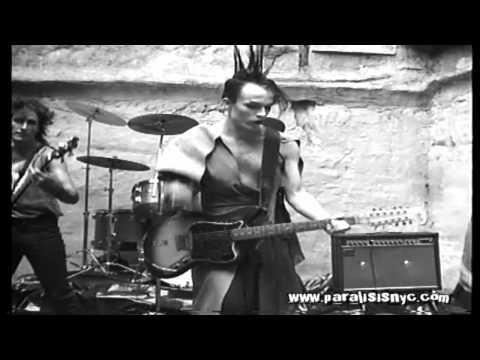 Kommunity FK - Something Inside Me Has Died 1984