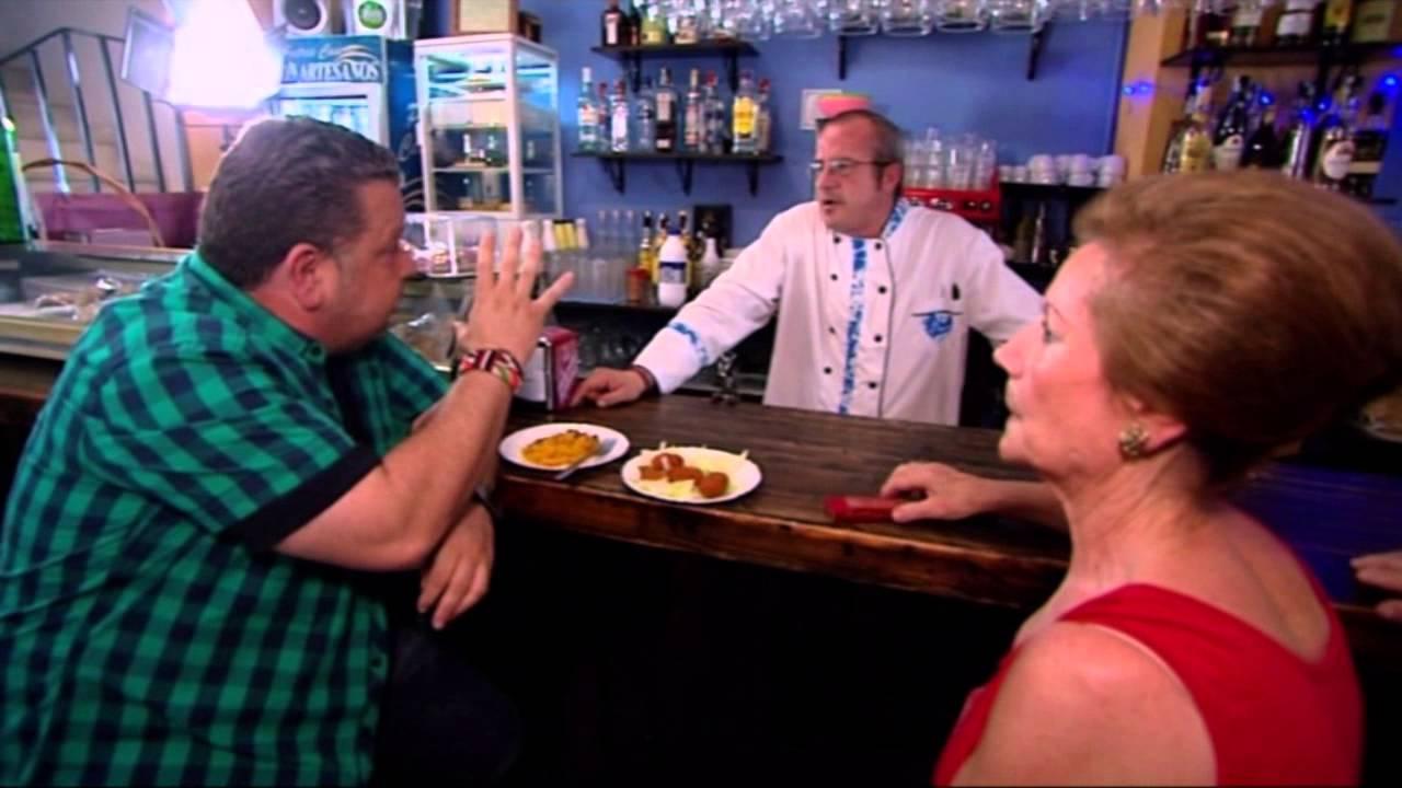 Chicote Vuelve A La Concha El Propietario Echa A Chicote Del Restaurante
