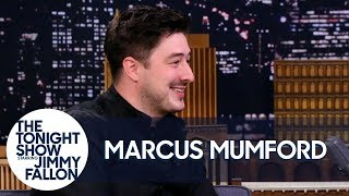 Marcus Mumford Forgot the Lyrics to