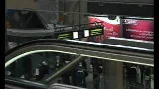 Islam-Plakate an Deutschen Bahnhöfen - Islam Ahmadiyya