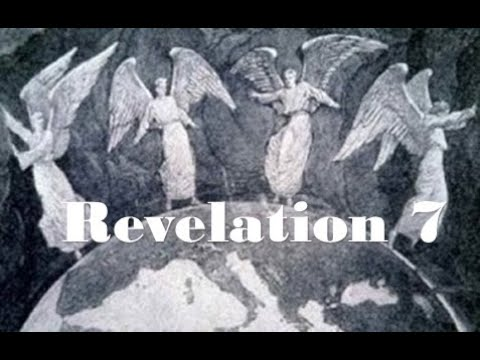 7 June 2020 Revelation 7 Salvation belongs to our God
