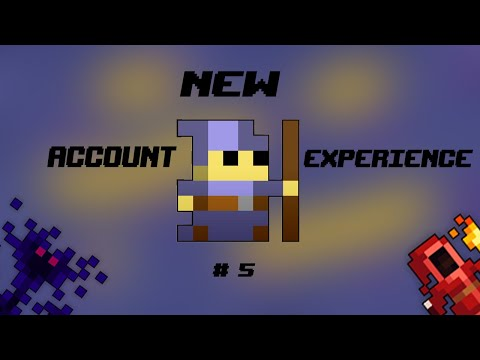 [RotMG] The New Account Experience | Wizard [5]