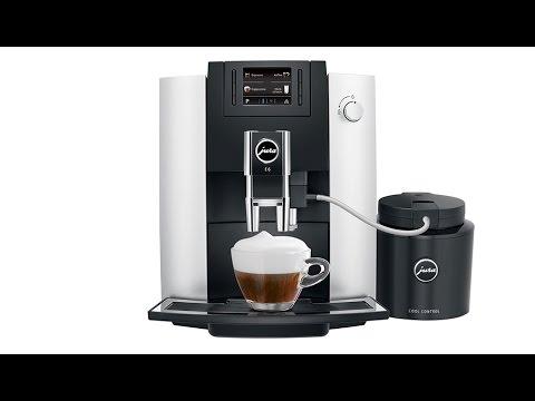 הוראות חדשות Jura E6 Coffee Machine Cleaning and Maintenance - YouTube OJ-26