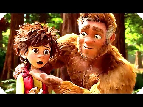 THE SON OF BIGFOOT International TRAILER (Animation, 2017)