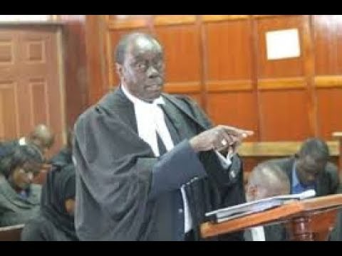 Justice Maraga Vs Lawyer Muite: What is the role of National Returning Officer