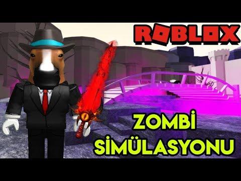 ???? Zombi Simülasyonu ????   Zombie Simulator   Roblox Türkçe