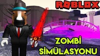 🧟 zombi Sislasyonu 🧟 ' Simulateur de Zombies (en anglais) Roblox Tôrkçe
