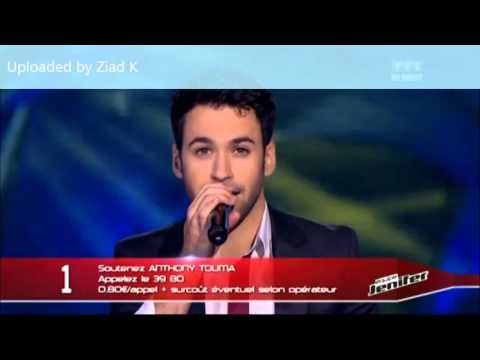 Anthony Touma (lebanese / the voice france) - Live and let die