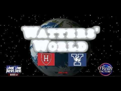 • Watters' World • Harvard vs Yale • Who's Smarter • 11/24/14 •