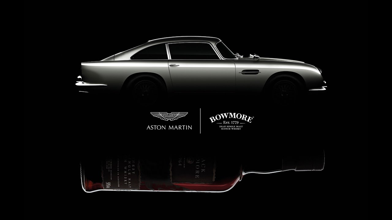 Introducing Black Bowmore DB5 1964