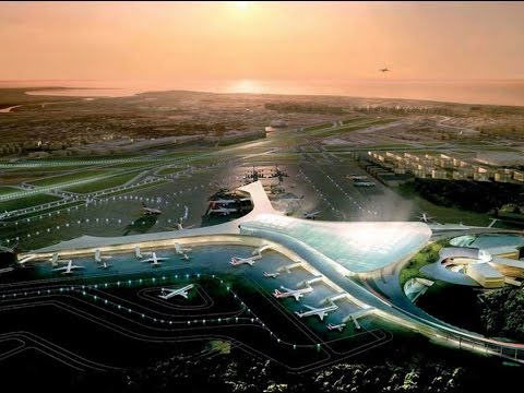 Top 10 Most Beautiful Airports In The ASIA 2016-18