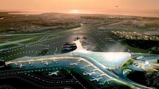 Top 10 Airlines - Top 10 Most Beautiful Airports In The ASIA 2016