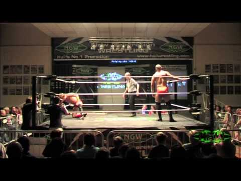 NGW Championship Match - Matt Myers (C) Vs. Rampage Brown (NGW 'Destiny' 10/03/2012)