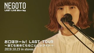 お口ぽかーん!LAST TOUR ~寝ても覚めてもねごとじゃナイト~ -Teaser 01-