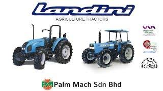 Palm Mach Landini Agriculture Tractors