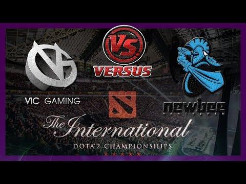 видео: Гранд Финал vg vs newbee #1 bo5 international 2014 dota 2 #ti4 rus
