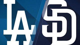 Hosmer, Lopez go deep in Padres' 7-4 victory: 5/5/18
