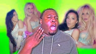 "BRITNEY SPEARS FT TINASHE ""SLUMBER PARTY"" (REACTION)"